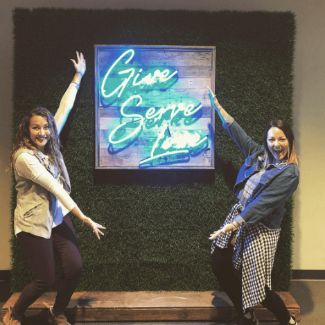chloekate29 D R E A M • T E A M • It was like Christmas morning for us and I think you can tell by the excitement on our faces! I love this girl and I love that Be Rich is our job! Oh happy, happy day! #GiveServeLove #BeRich17